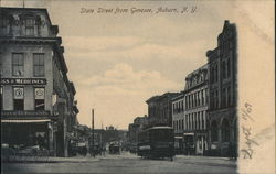 State Street from Genesee