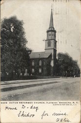 Dutch Reformed Church, Flatbush