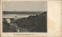 The Hudson, from Marlborough, N.Y.