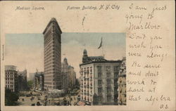 Madison Square, Flatiron Building