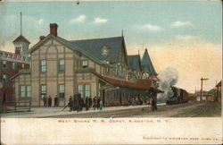 West Shore Railroad Depot