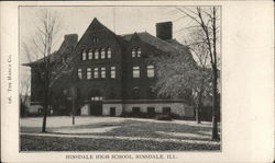 Hinsdale High School