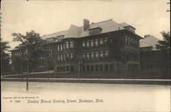 Hackley Manual Training School