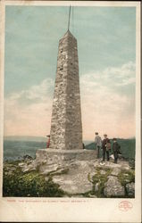 The Monument on Summit, Mount Beacon