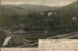 Catskill Mountains: Wurzburger Pond and Park