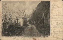 Old Road Down Palisades