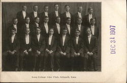 Iowa College Glee Club