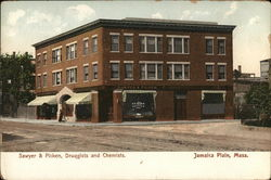 Sawyer & Picken, Druggists and Chemists