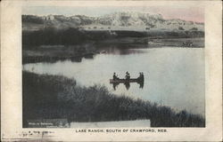 Lake Ranch Postcard