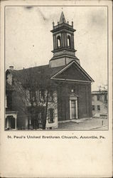 St. Paul's United Brethren Church