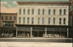 William Laubach & Son's Daylight Department Store