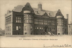 University of Pennsylvania-Dental Hall