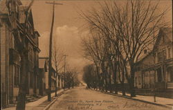 Chambers Street, North from Hudson