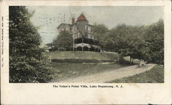 The Nolan's Point Villa