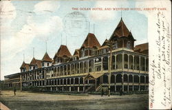 The Ocean Hotel and Westend Hotel