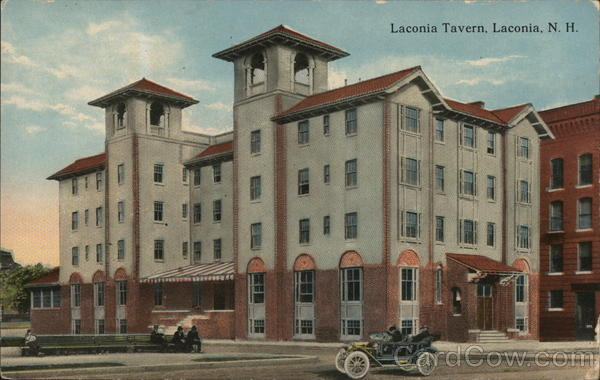 Laconia Tavern New Hampshire