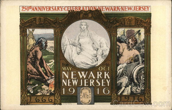 250th Anniversary Celebration Newark New Jersey