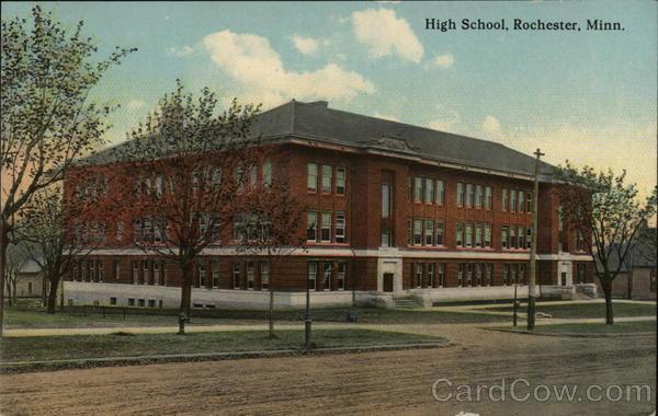 High School Rochester Minnesota