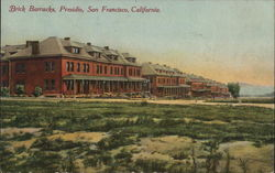 Brick Barracks, Presidio
