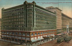 Pacific and Commercial Buildings and Emporium