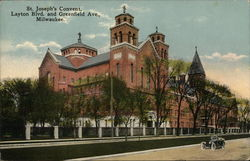 St. Joseph's Convent, Layton Blvd. and Greenfield Ave.
