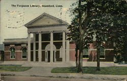 The Ferguson Library Postcard