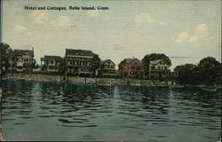Hotel and Cottages, Bell Island