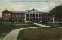 Colonel Harris Barracks