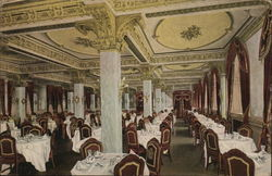 The American Dining Room, The Majestic