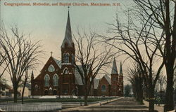 Congregational, Methodist, and Baptist Churches