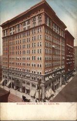 Missouri Pacific Building Postcard