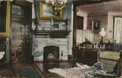 Reception Room to Wm. J. Bryant's Fairview Home