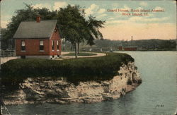 Guard House, Rock Island Arsenal