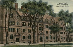 Welch Hall, Yale University