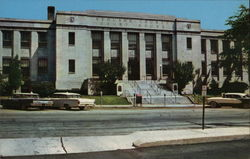 A-3 County Courthouse Postcard