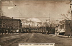 Pike's Peak Avenue