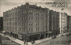 Oxford Hotel and Annex