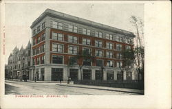 Hammond Building Postcard
