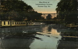 Blue River at Independence Avenue
