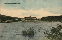 Crawford House and Lake