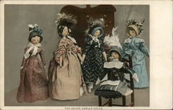 The Seven Gables Dolls