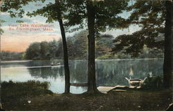 View, Lake Waushakum