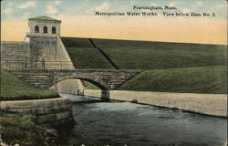 Metropolitan Water Works below Dam No.3