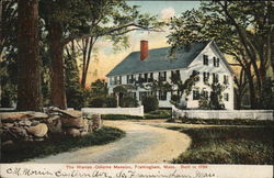 Warren-Odiorne Mansion