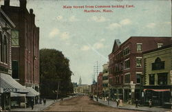 Main Street from Common looking East