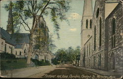 Piedmont and Union Churches, Chestnut Street