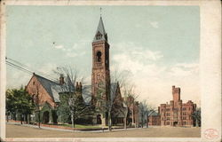 Central Church and Armory