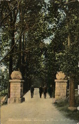 Entrance to Green Hill Park