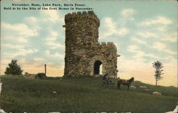 Davis Tower, Lake Park