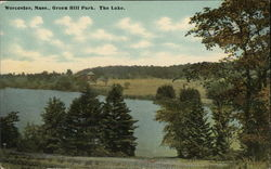 The Lake in Green Hill Park